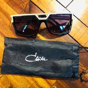 af489b07878e Cazal Aviator Sunglasses-Unisex
